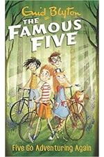 The Famous Five - Five Go Adventuring Again (Book 2)