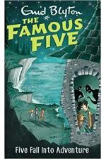 The Famous Five - Five Fall into Adventure (Book 9)