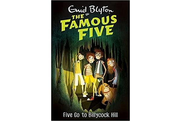The Famous Five - Five Go to Billycock Hill (Book 16)