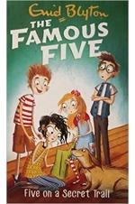 The Famous Five - Five on a Secret Trail (Book 15)
