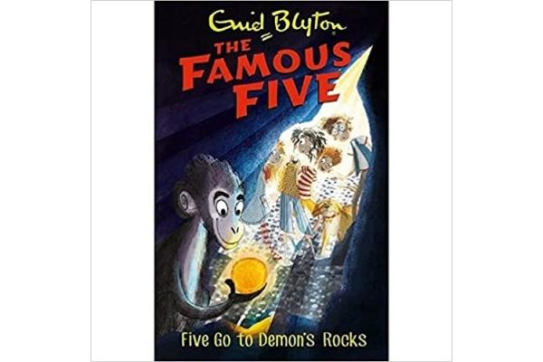 The Famous Five - Five Go to Demon's Rocks (Book 19)