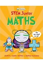 Basher STEM Junior: Maths - You can count on us!