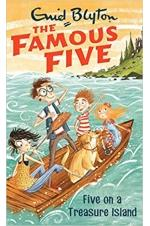 The Famous Five - Five On A Treasure Island (Book 01)