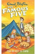 The Famous Five - Five Go Off to Camp (Book 07)