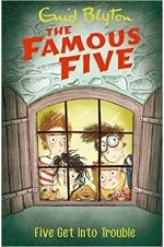 The Famous Five - Five Get into Trouble (Book 08)