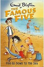 The Famous Five - Five Go Down To The Sea (Book 12)