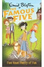 The Famous Five - Five Have Plenty Of Fun (Book 14)