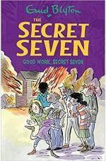 The Secret Seven:  Good Work Secret Seven