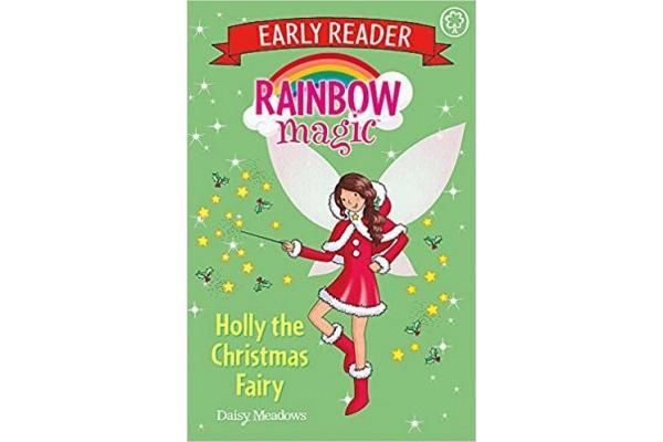 Rainbow Magic Early Reader: Holly the Christmas