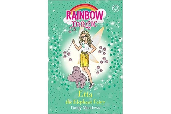Rainbow Magic: Etta the Elephant Fairy