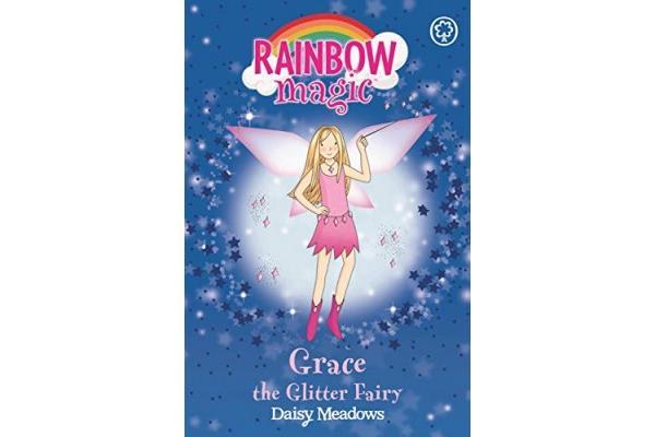 Rainbow Magic: Grace The Glitter Fairy