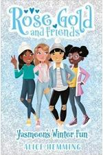 Rose Gold and Friends: Yasmeen's Winter Fun