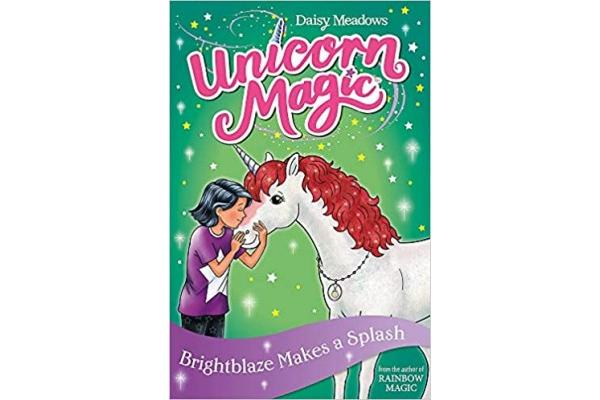 Unicorn Magic: Brightblaze Makes a Splash