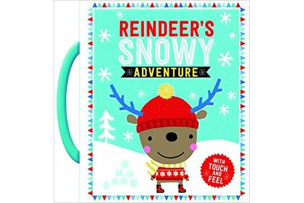 Touch and Feel Reindeer's Snowy Adventure