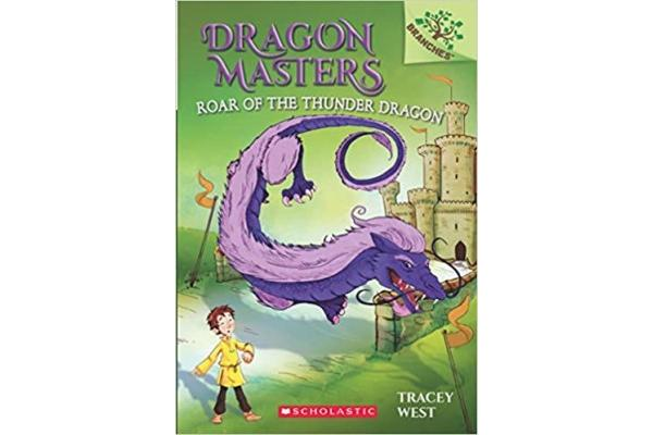 Dragon Masters : Roar of the Thunder Dragon