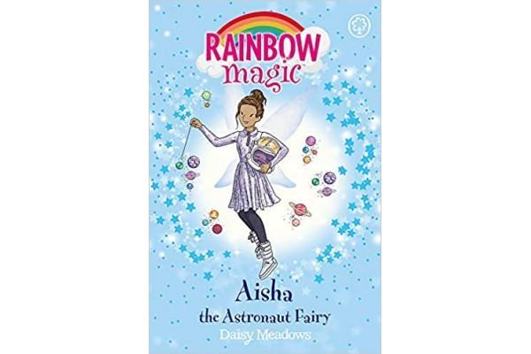 Aisha: The Astronaut Fairy