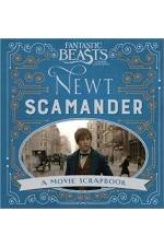 Newt Scamander Movie Scrapbook