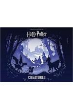 Creatures A Paper Scene Book