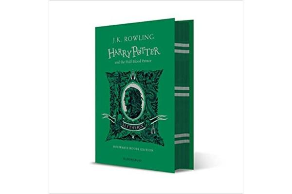 Harry Potter and the Half Blood Prince Hogwarts House Edition - Slytherin