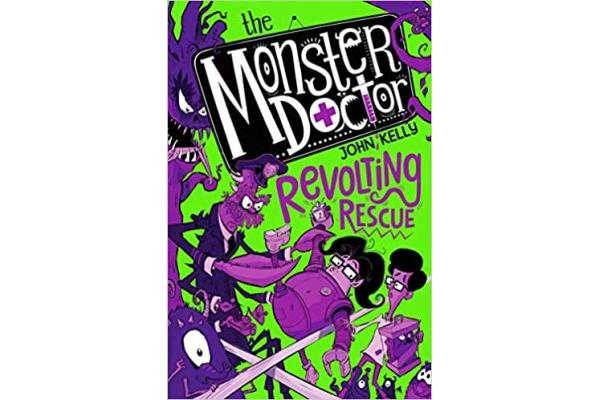 The Monster Doctor: Revolting Rescue