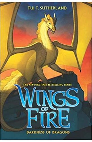 Wings of Fire: Darkness of Dragons