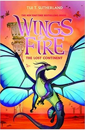 Wings of Fire: The Lost Continent