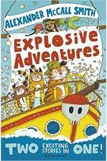 Explosive Adventures: Two Exciting stories in One!
