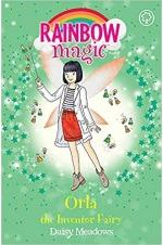 Rainbow Magic: Orla the Inventor Fairy