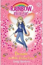 Rainbow Magic: Bonnie the Bike-Riding Fairy