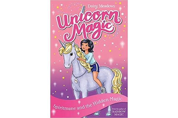 Unicorn Magic: Spiritmane and the Hidden Magic