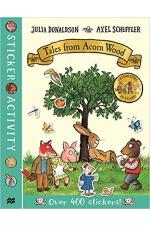 Tales from Acorn Wood - Sticker Book