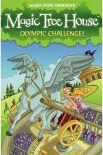 Magic Tree House : Olympic Challenge!