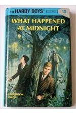 Hardy Boys 10 : What Happened At Midnight