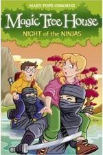 Magic Tree House : Night of the Ninjas