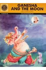 Ganesh And The moon
