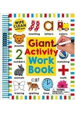 Giant Activity Workbook
