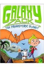 Galaxy Zack: The Prehistoric Planet