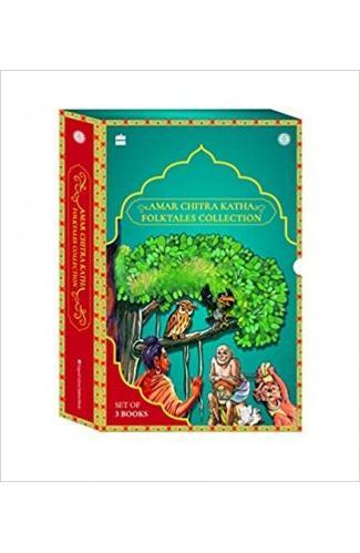 Amar Chitra Katha Folktales Collection