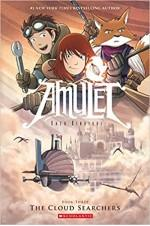 Amulet Book #3: The Cloud Searchers