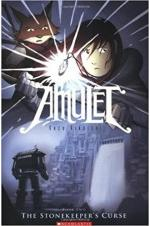 Amulet Book #2: The Stonekeeper's Curse