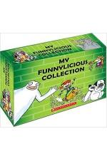 My Funnylicious Collection (Set of 4 Books)