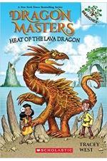 Dragon Masters : Heat of the Lava Dragon