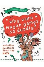 A Question of History: Why were Mayan games so deadly?