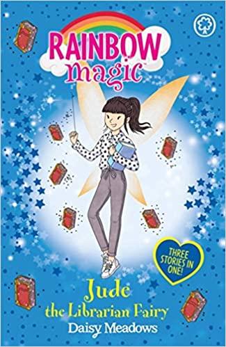 Rainbow Magic: Jude the Librarian Fairy