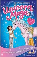 Unicorn Magic: Sweetblossom and the New Baby