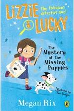 Lizzie & Lucky: The Mystery of the Missing Puppies