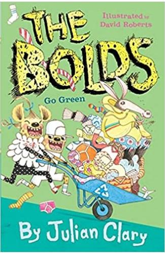 The Bolds Go Green
