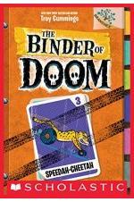 The Binder of Doom - Speedah-Cheetah