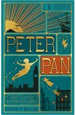 Peter Pan: Illustrated Interactive