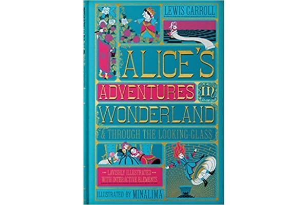 Alice's Adventures in Wonderland: Illustrated Interactive